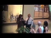 Striptease FUNNY Prank with Just For Laughs Gags